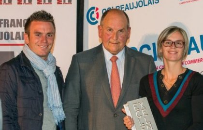 Giraud Maçonnerie - Trophée Excellence 2016