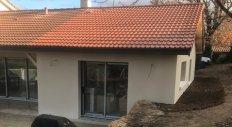 Giraud Maçonnerie - Agrandissement maison