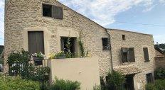 Giraud Maçonnerie - Rejointoiement de façade à Saint Didier au Mont d'Or (après travaux)