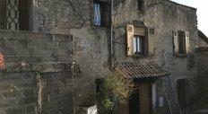 Giraud Maçonnerie - Rejointoiement de façade à Saint Didier au Mont d'Or (avant travaux)